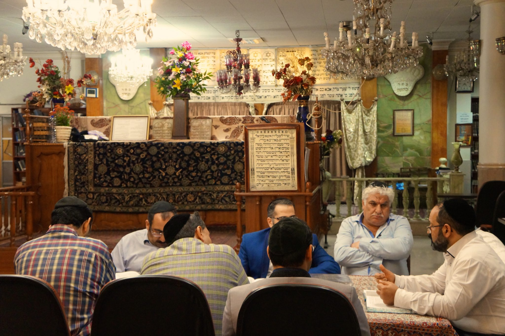 The Silent Scream Of Irans Jews Annika Hernroth Rothstein